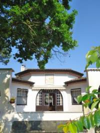 property for sale in Hossegor spectacular basque  Art deco house for s