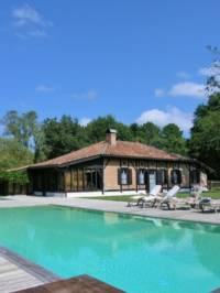 Hossegor aquitaine coastal area farm and barn, equestrian property