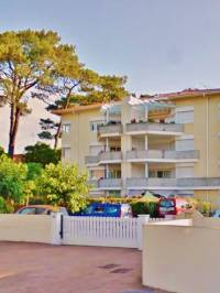 flat for sale in hossegor cabreton harbour and beach