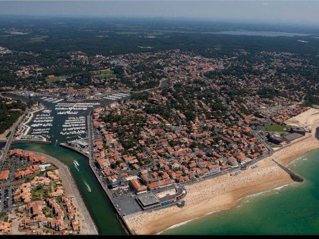 Appartement a vendre capbreton hossegor vue mer landes - Appartement a vendre port vendres vue mer ...