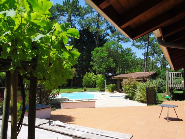 Hossegor seignosse plage surf golf grande villa a vendre - photo 8