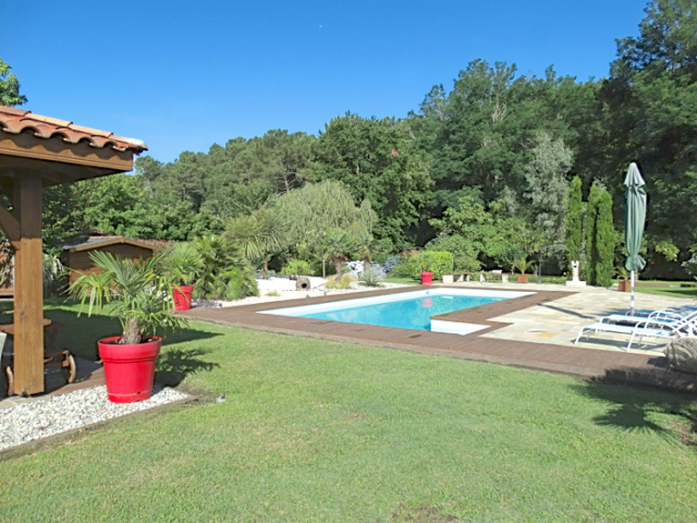 hossegor villa de luxe a vendre landes pays basque immobilier - photo 19