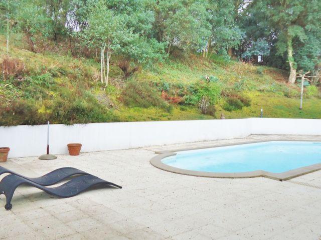 Hossegor villa a vendre luxe landes pays basque landes for Prix piscine coque 10x4