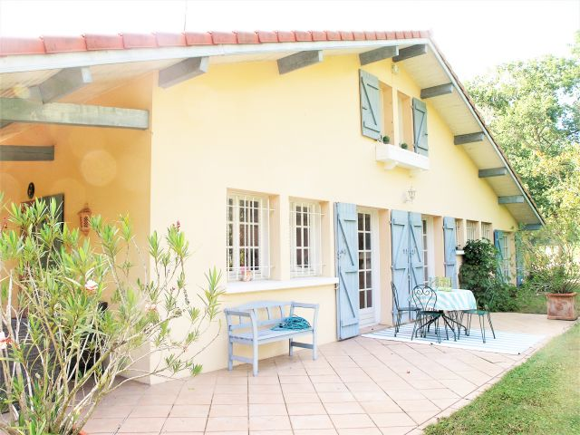 immobilier villa a vendre hossegor soustons - photo 3