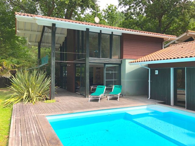 maison a vendre golf de seignosse hossegor plage immobilier aquitaine - photo 4