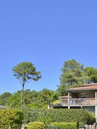 villa for sale hossegor seignosse golf luxury wooden beach house