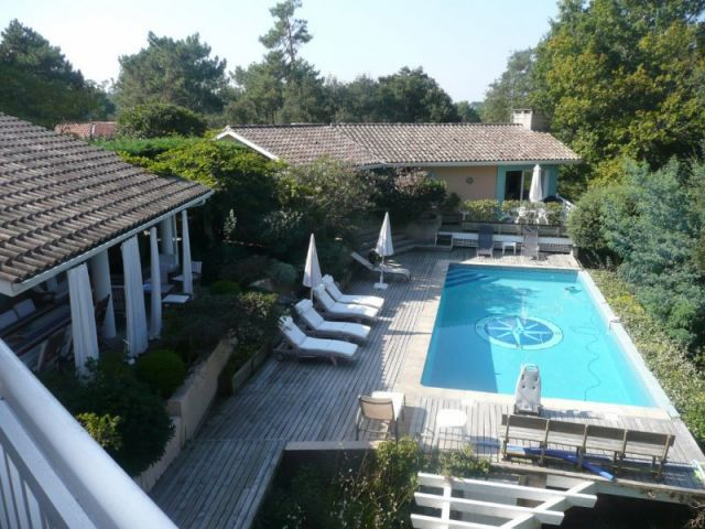 maison de luxe  a vendre golf seignosse hossegor lac - photo 10