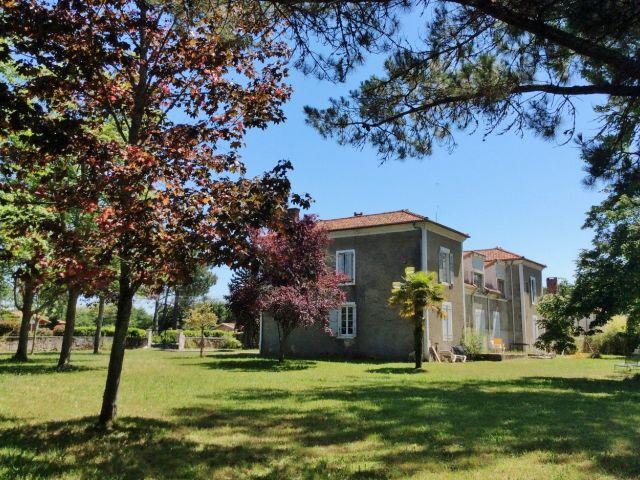 maison de maitre a vendre dans les landes landes immobilier hossegor