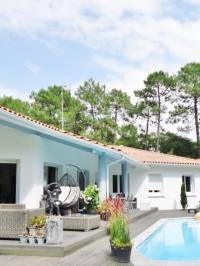 Villa a  vendre golf de seignosse france aquitaine
