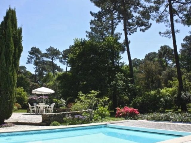 villa  a vendre hossegor biarritz golf mer plage - photo 12