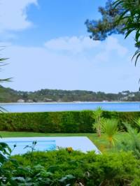 home for sale in hossegor between the lake and ocean with views