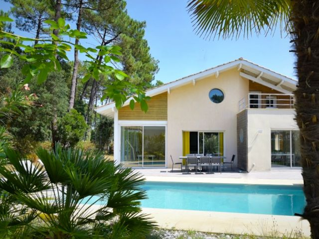 villa a vendre hossegor seignosse golf surf plage calme - photo 1