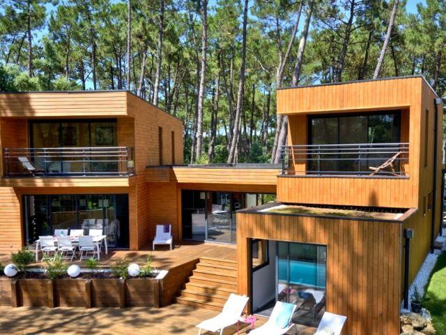 Maison de luxe a vendre dans le monde beautiful villas de for Villa luxe usa