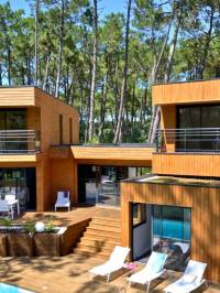 luxurious house for sale in hossegor  real estates landes south west f